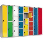coin lockers