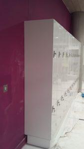 drying lockers