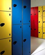 leisure lockers