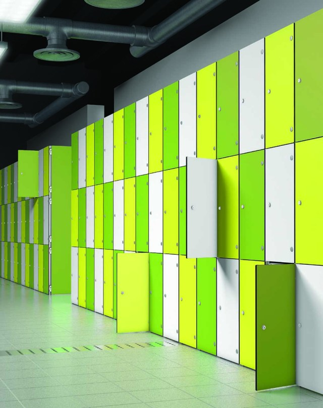 ZENBOX Leisure Lockers
