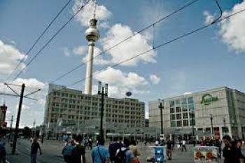 Alexanderplatz shopping centre