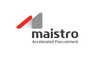 Maistro logo with name