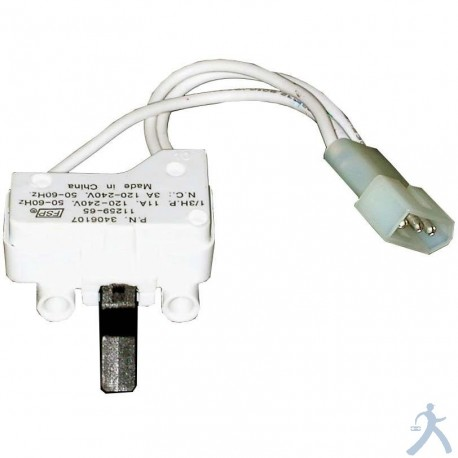 Switch Sec Whirlpool Wp3406107  Total Parts