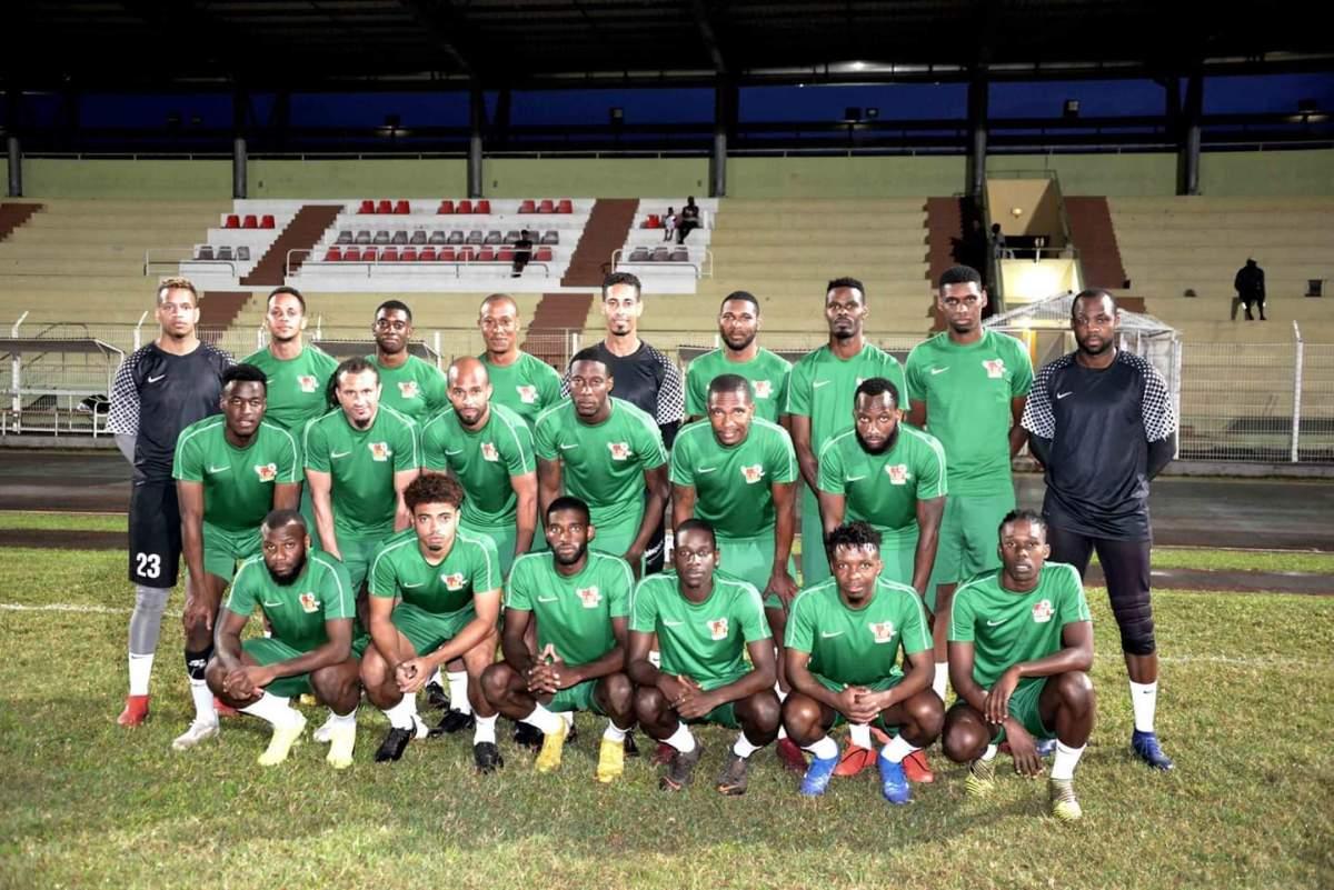 Foot-sélection : Premier rassemblement des Gwadaboys depuis leur déception face à la Martinique le 23 mars 2019.