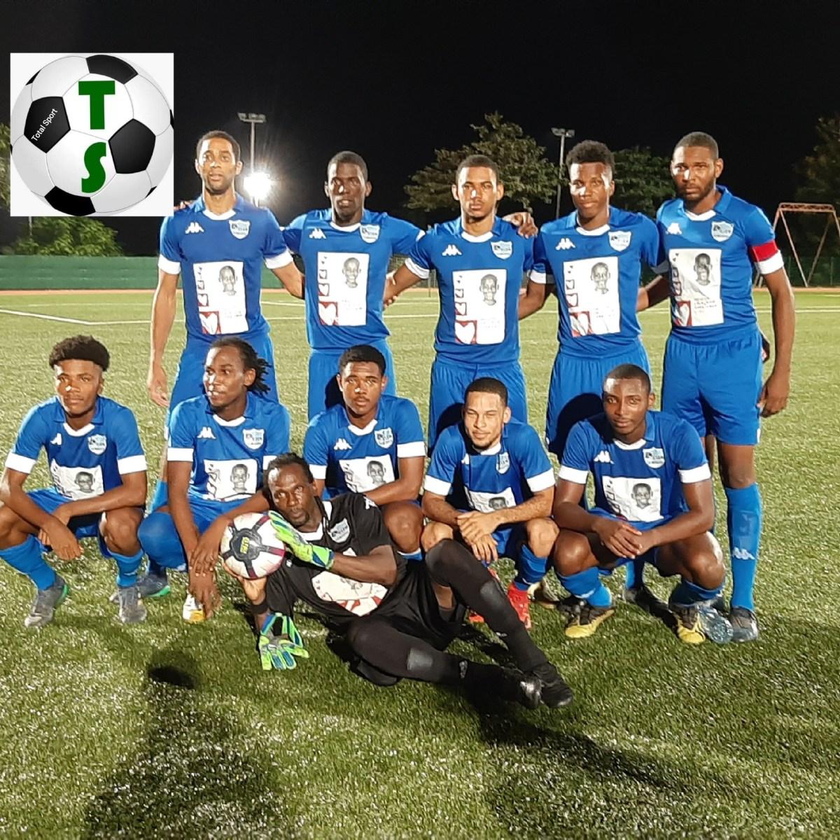 Foot-Guadeloupe- trophée des champions : Amical Club et USBM en finale