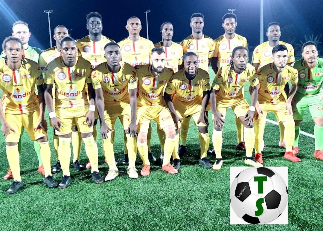 Foot-Guadeloupe-R1: USBM et USR dos à dos,  Amical signe sa première victoire en championnat.