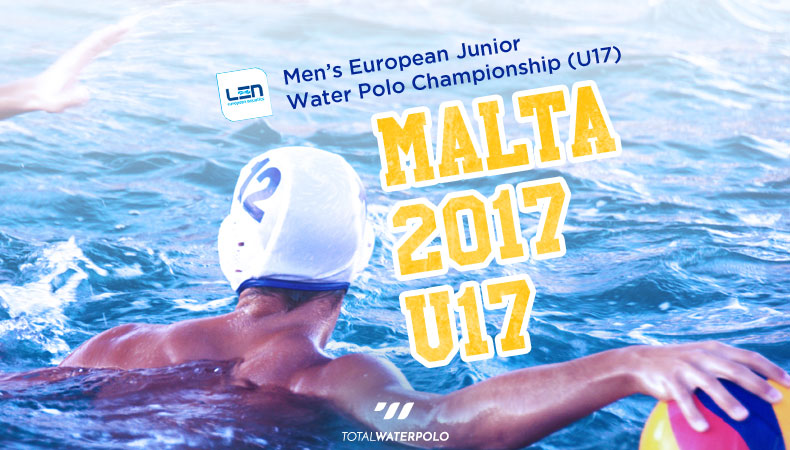 U17 Men's European Junior Water Polo Championship
