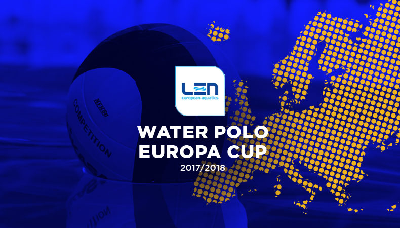 water polo europa cup intro