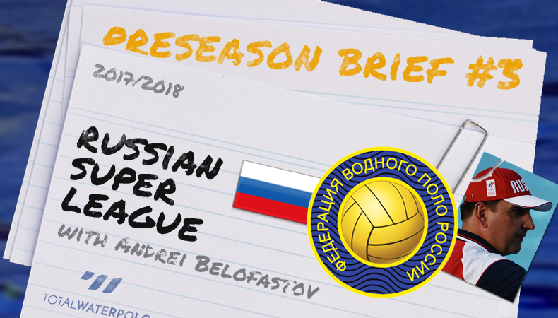 Preseason Brief with Andrei Belofastov for Russian Super League