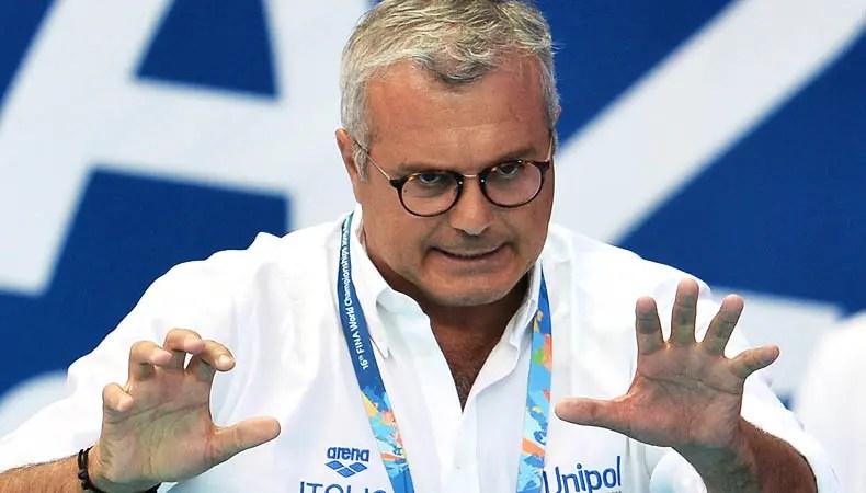 Alessandro Campagna Italy Head Coach
