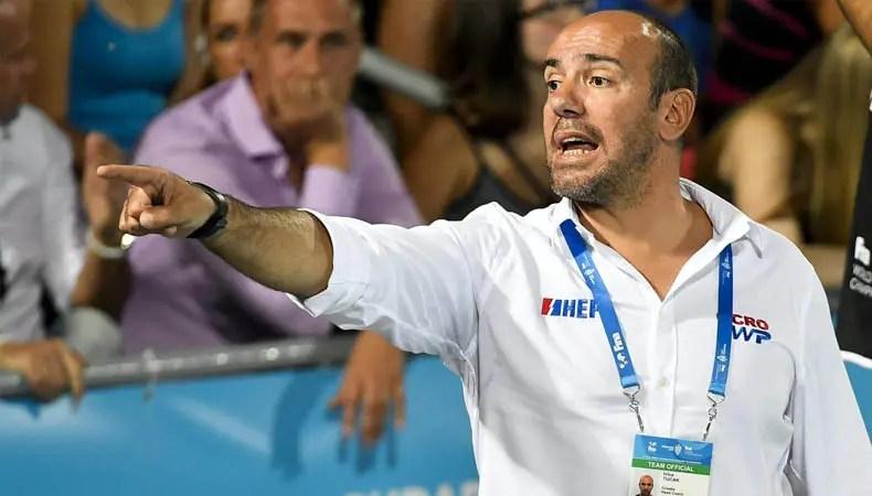 Ivica Tucak Croatia National Coach
