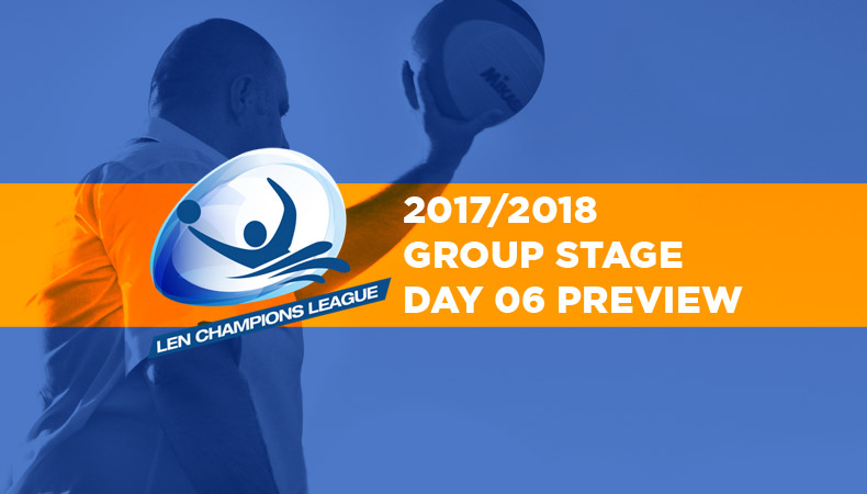LEN-champions-league-2017-2018-Day06-Preview