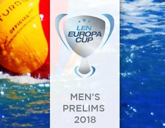 Mens Europa Cup 2018 Prelim