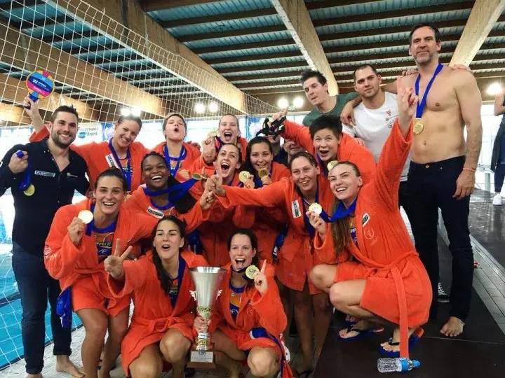 Women's LEN Trophy Final Four, Mataro (ESP) – Epic Final for the Trophy