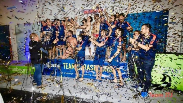 French Water Polo — Strasbourg Ends the Suspense and Goes Home as a Champion