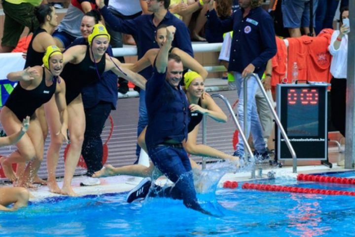 Hungarian Water Polo — UVSE Wins Fourth Consecutive Hungarian Crown