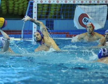 Georgian Water Polo — Locomotive Wins the Championship Title