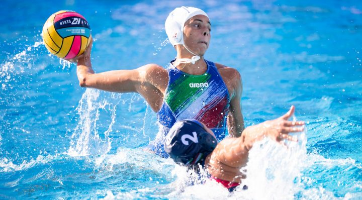 [BARCELONA WP2018] Women, Day 10: Greece and Hungary Dominate over Russia and Italy