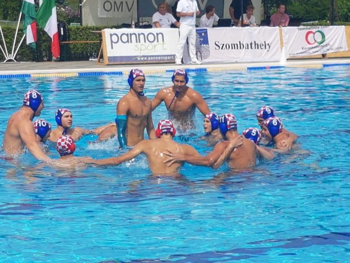 Croatia Wins The U-18, Greece Takes The U-19