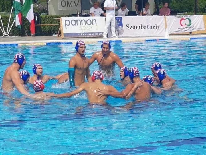 Croatia Wins The U-18, Greece Takes The U-19