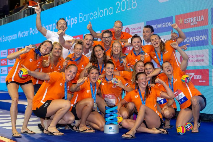 [BARCELONA FINALS] Women: The Netherlands, Queens of Europe!