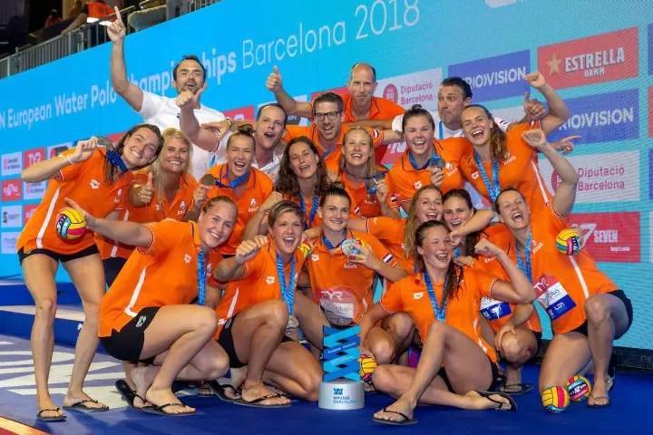 [BARCELONA FINALS] Women: The Netherlands, Queens of Europe!