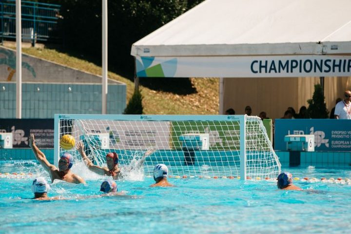 Veterans of Water Polo — Day 4 of 2018 European Masters Championships, Slovenia