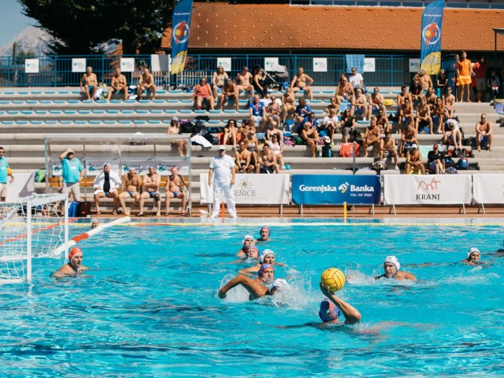 Veterans of Water Polo — Day 3 of 2018 European Masters Championships, Slovenia