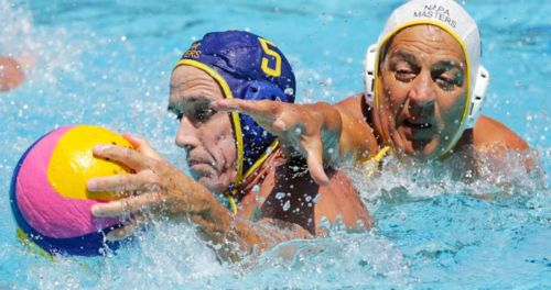 Veterans of Water Polo — 2018 European Masters Championships, Slovenia – Day One