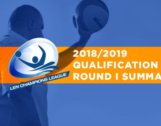 Champions League, Qualification, Round I – Summary