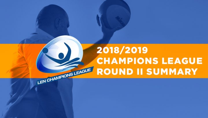 Champions League, Qualification, Round II – Summary