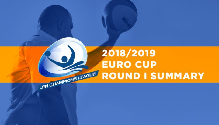 Euro Cup, Qualification Round I – Summary