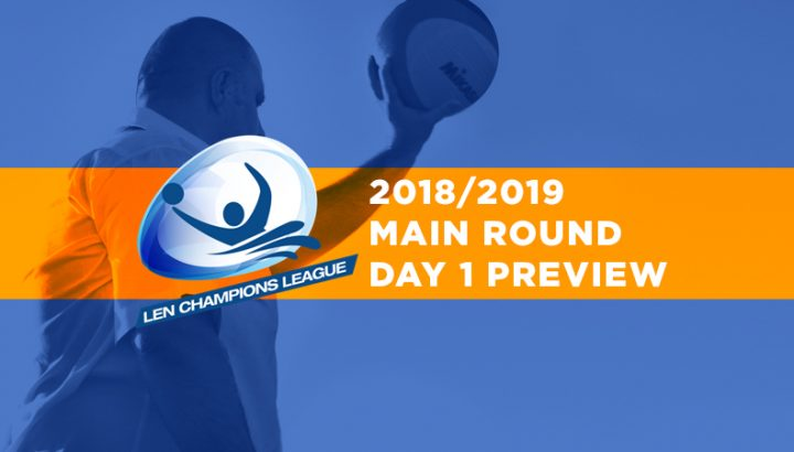 Champions League, Main Round, Day 1 – Preview