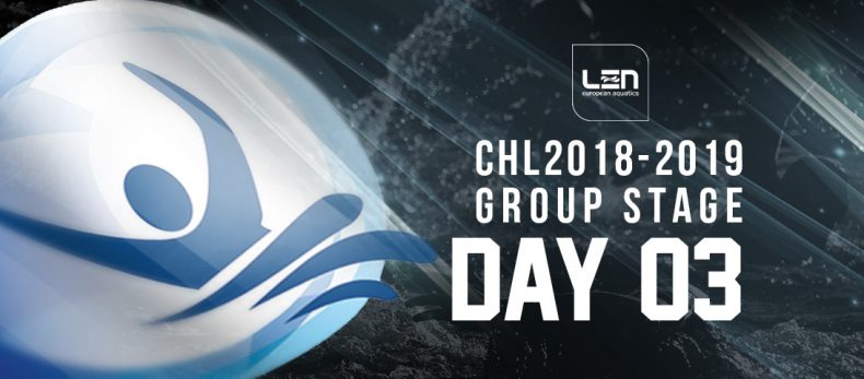 Champions League, Main Round, Day 3 – Preview