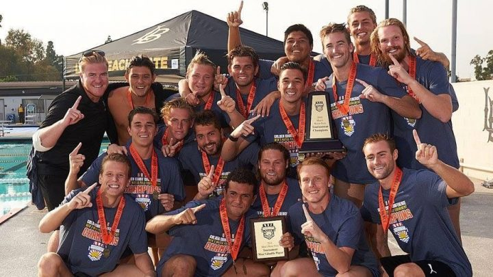 American Water Polo - MPSF Finals Narrow The Teams for NCAA