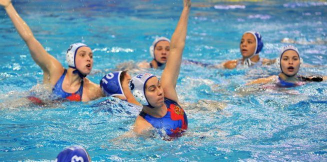 Russia and Italy on Top - FINA Women's Water Polo World League 2019
