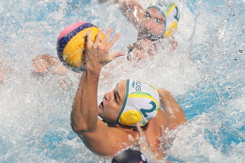 Richard Campbell (Australia) Water Polo
