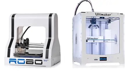 ultimakor vs robo 3d