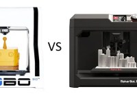 robo 3d plus vs makerbot replicator 5