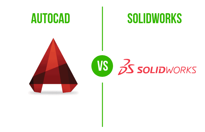 AutoCAD vs  Solidworks for 3D Printing - Which is The Best