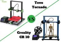 Tevo Tornado vs Creality CR10