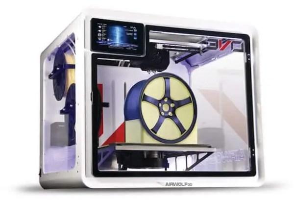 Airwolf Evo 3D Printer