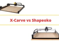 X-Carve vs Shapeoko