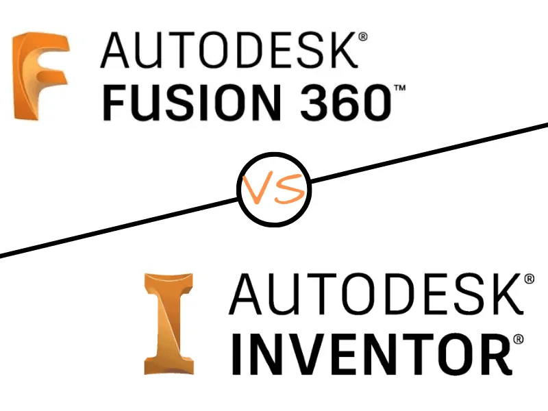 Fusion 360 vs Inventor Compared [Aug 2020]: Which is Best