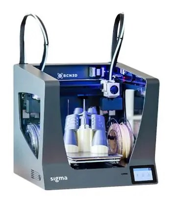 Why Go With the BCN3D Sigma?