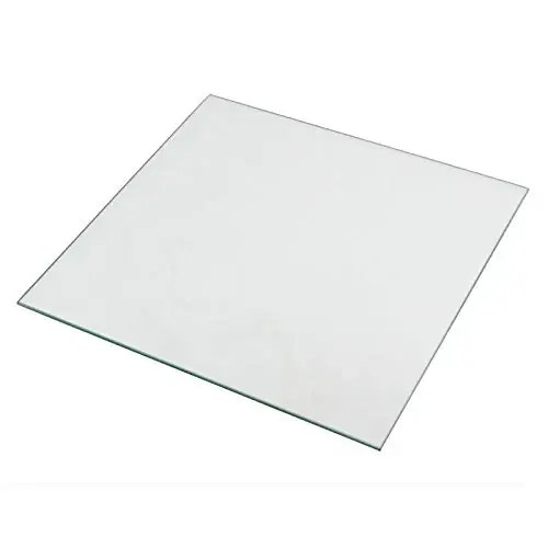 glass buildplate