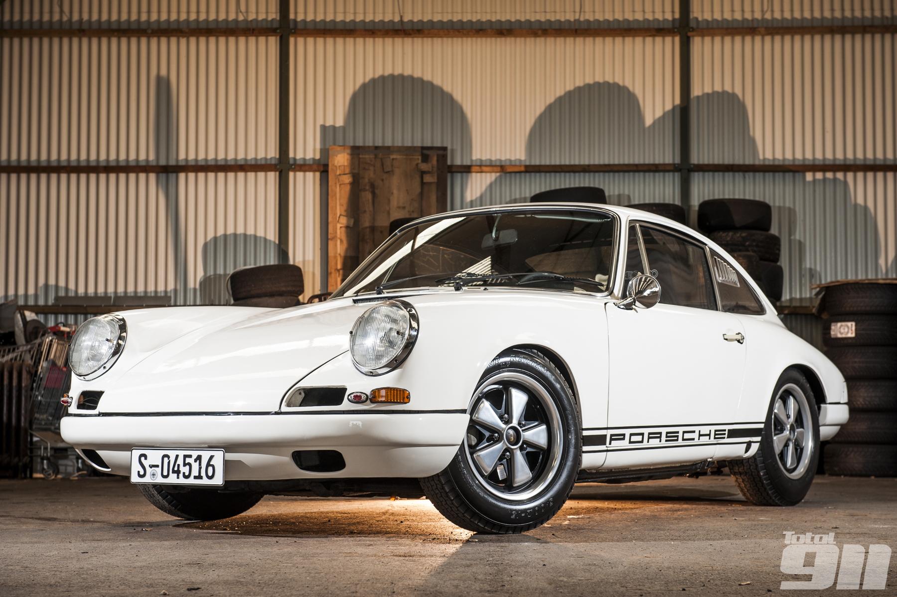 Top Eight Rarest Factorybuilt Porsche 911s Of All Time