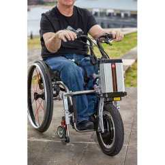 Wheelchair Harness Party Chair Rentals Near Me Pony Power Drive: Add-on Motor | Total Ability Australia & Nz