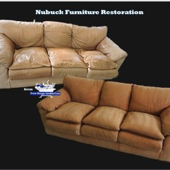 How To Clean A Leather Sofa With Urine Christina Two Tone Set Nubuck Cleaner Stkittsvilla
