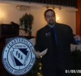 Ed speaking at Feasterville Business Association meeting January 2013